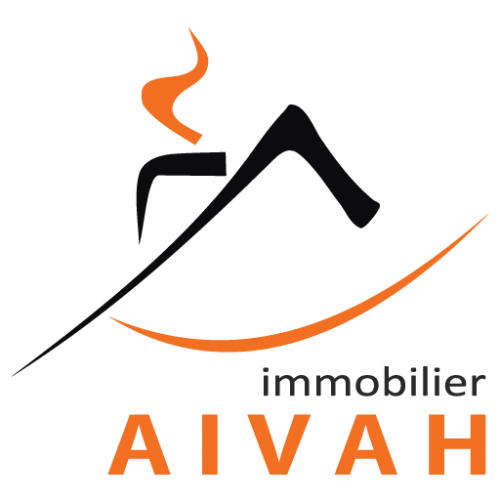 Aivah Immobilier Logo